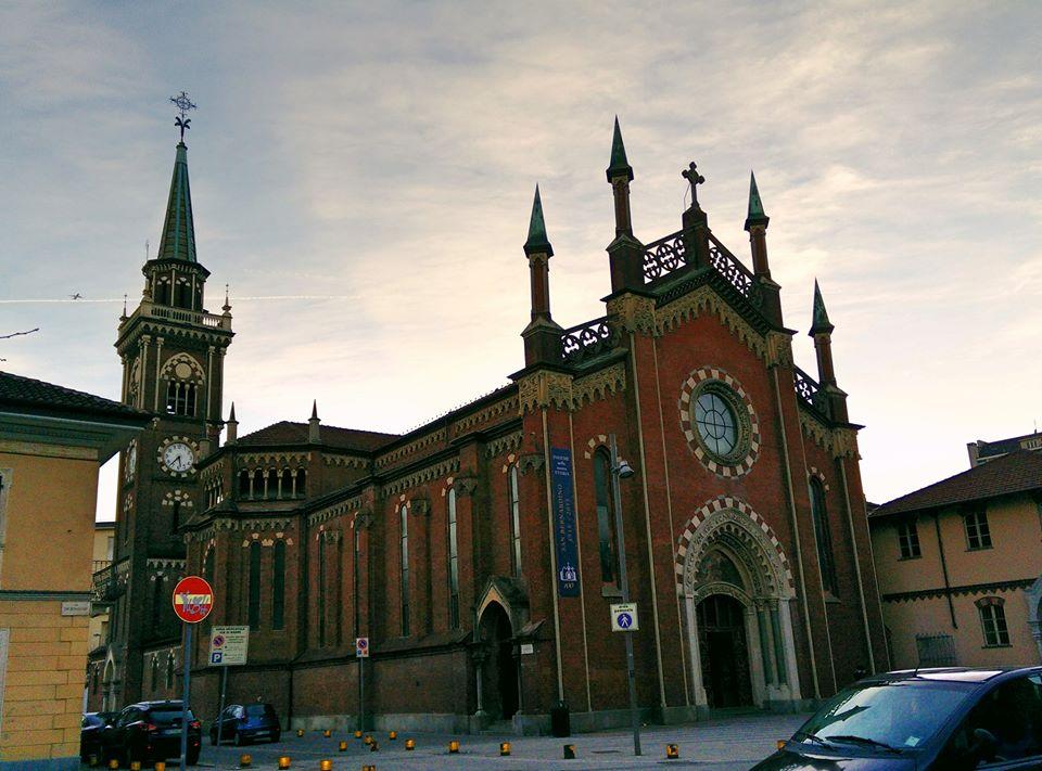 Torino Buon compleanno chiesa di San bernardino