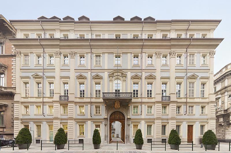 La casa più bella del mondo è in via Alfieri 6 Torino