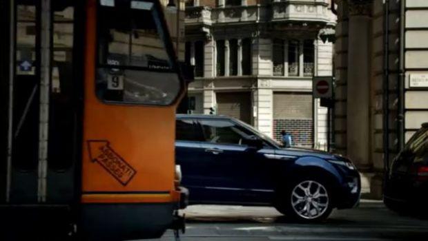 Pubblicità Range Rover Evoque, quando Torino è la location protagonista