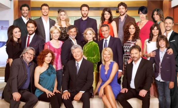 Centovetrine Cast 2014-2015