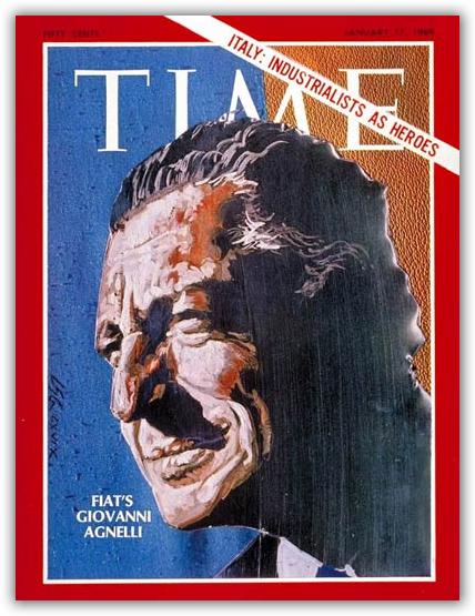 12 marzo 1921 nasceva Gianni Agnelli, l'Avvocato