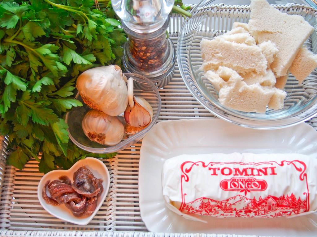 Ricetta per dei deliziosi tomini al verde
