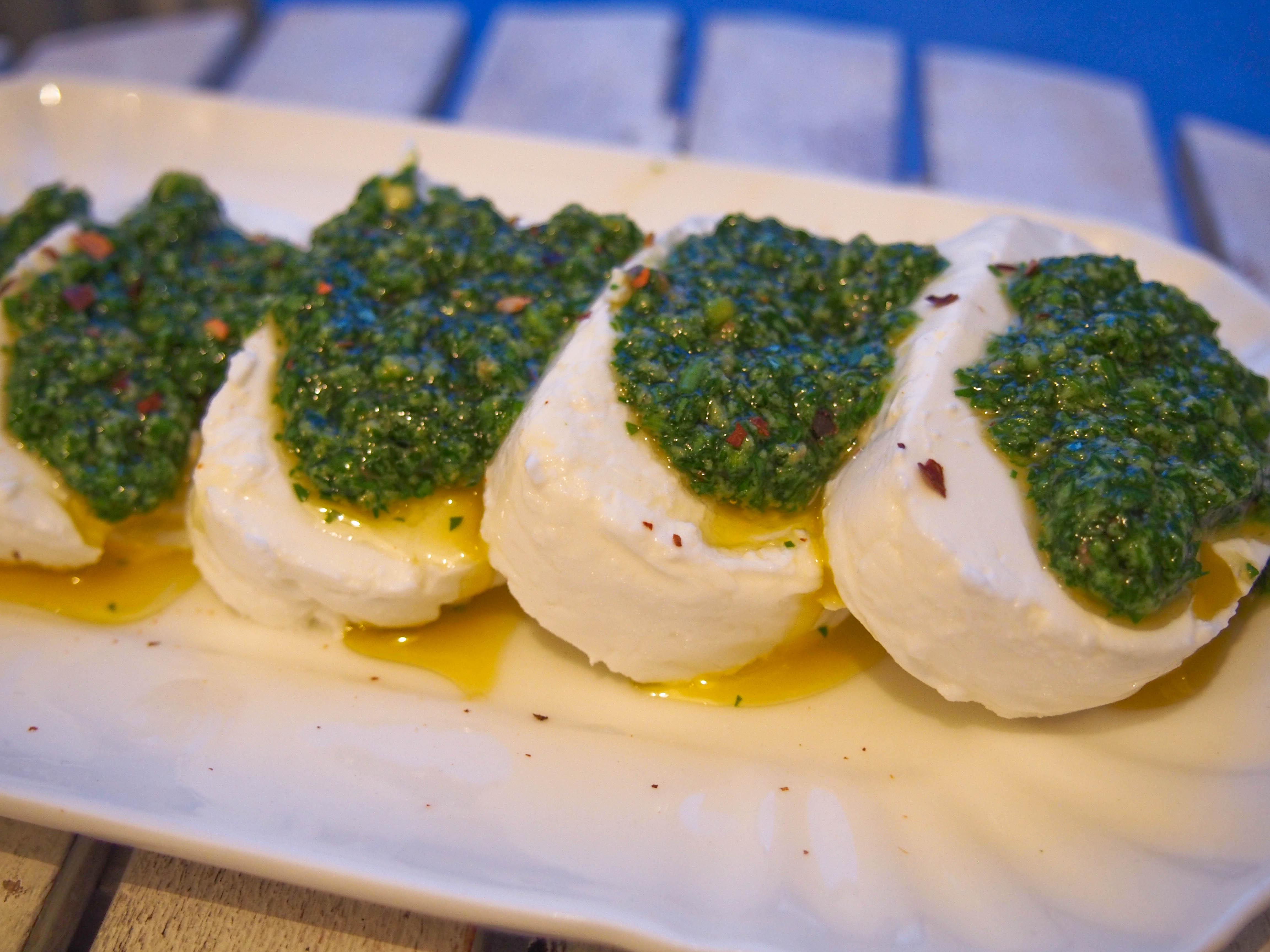 i tomini al verde un antipasto tipico della cucina piemontese