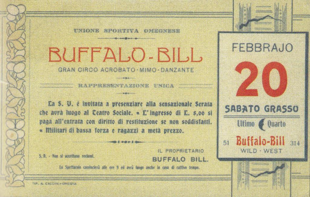Buffalo Bill a Torino