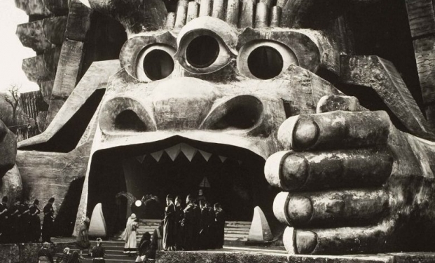 Cabiria, quando i film si giravano a Torino
