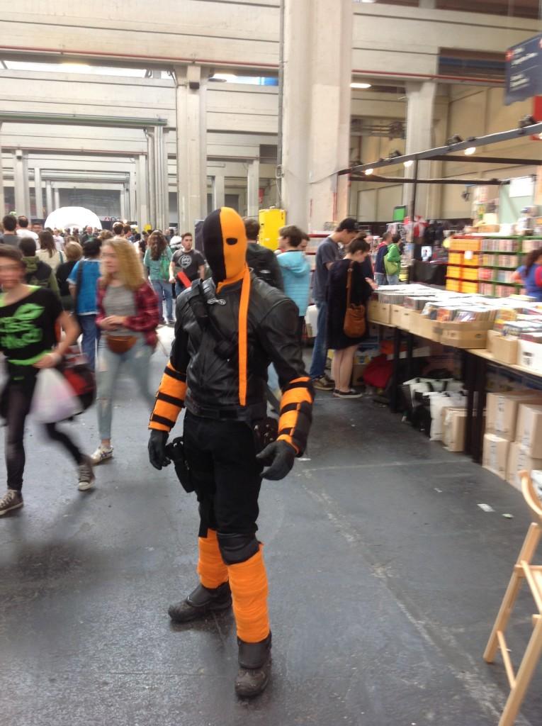 Torino comics 2015, un nuovo successo
