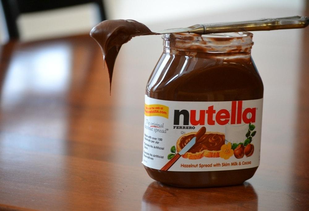 20 aprile 1964, buon compleanno Nutella!