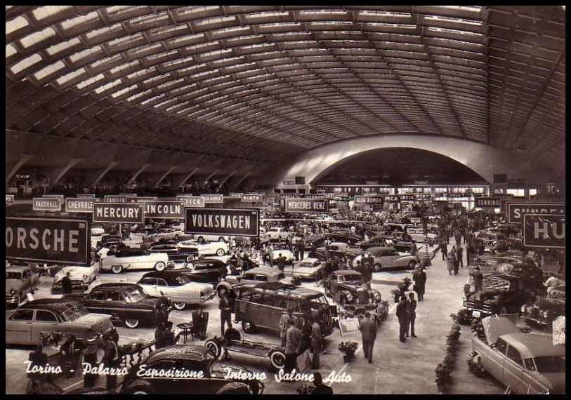 21 Aprile 1900: apre i battenti il Primo Salone dell'Auto