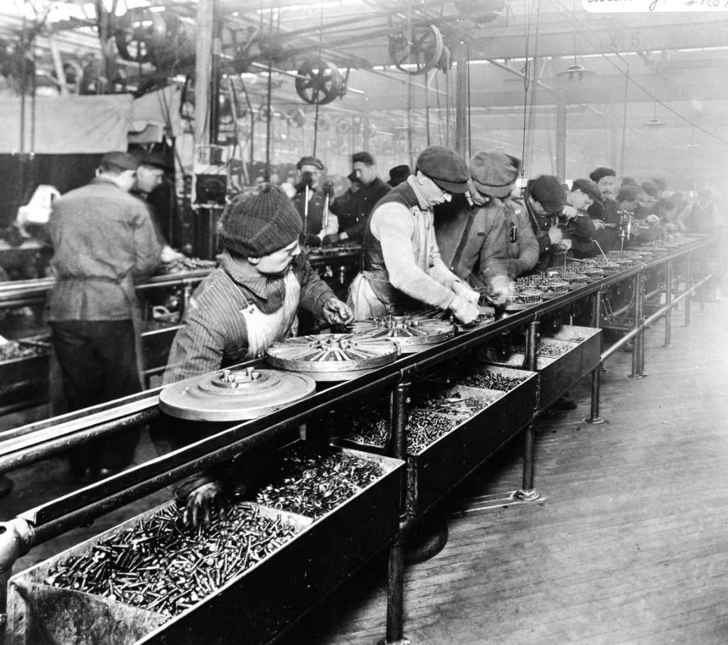 5 Maggio 1910: Nasce la Confindustria