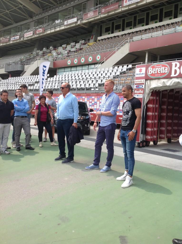 Torino Fc e Suzuki, un altro anno insieme ( sperando nella cabala)