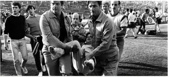 29 Maggio 1985: la maledetta finale dell'Heysel
