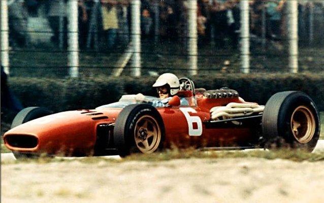 8 giugno 1968: muore Ludovico Scarfiotti, ultimo vincitore del GP d'Italia [Fonte : F1-facts]
