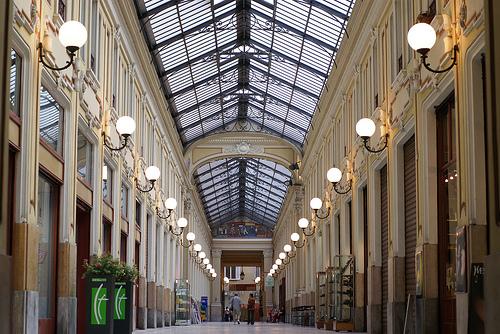 Torino La Rinascita della Galleria Umberto I