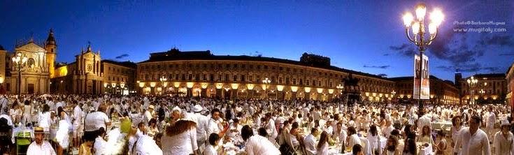 Torino Mole 24 scelto dalla Cena in Bianco come Media Partner ufficiale