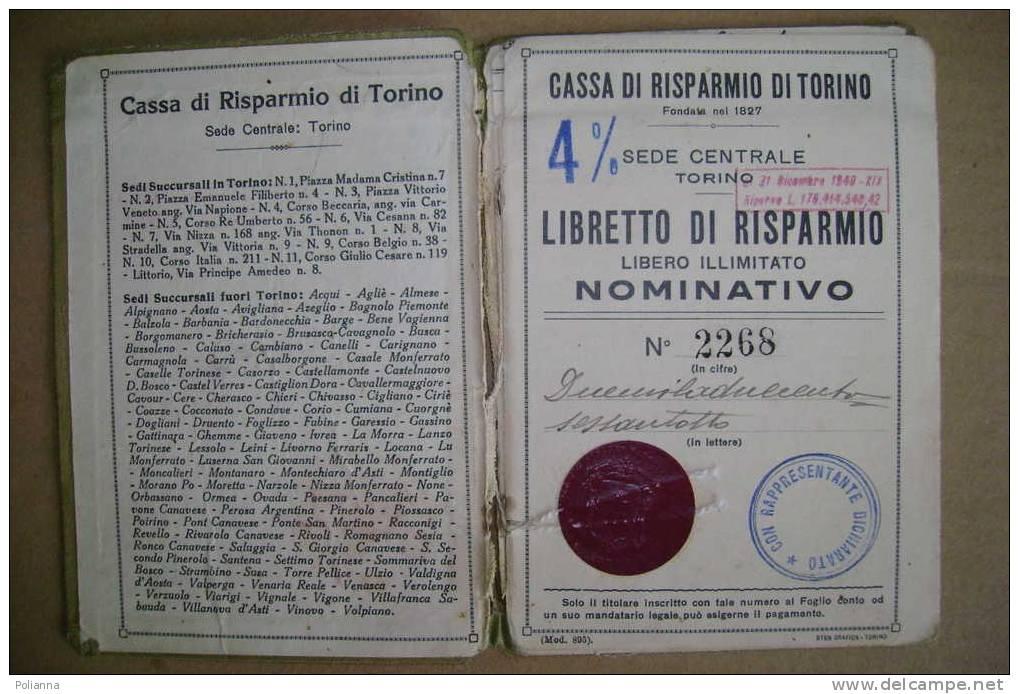 30 Giugno 1853: approvato il regolamento C.R.T.