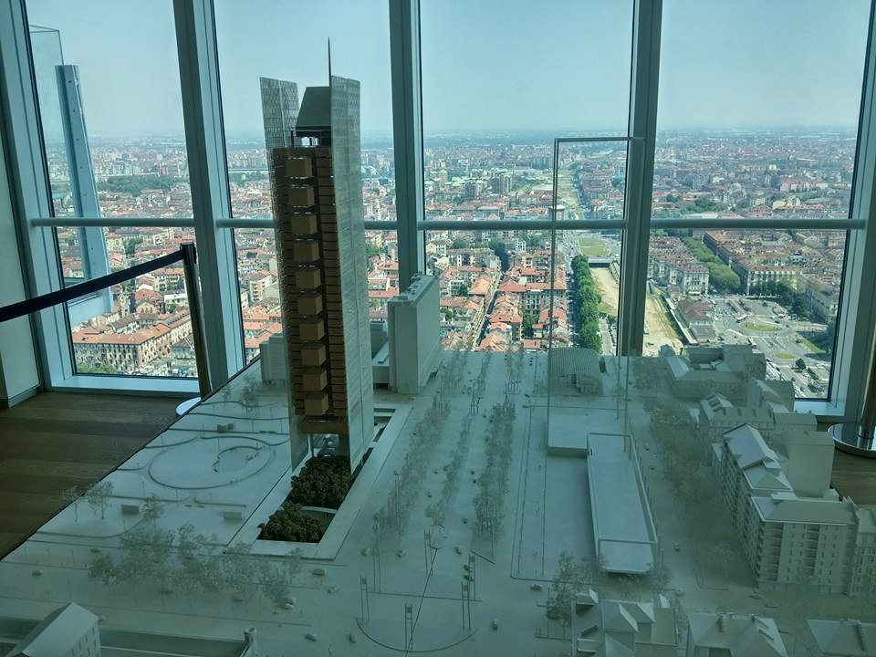 Torre Intesa-San Paolo: inside the skyscraper