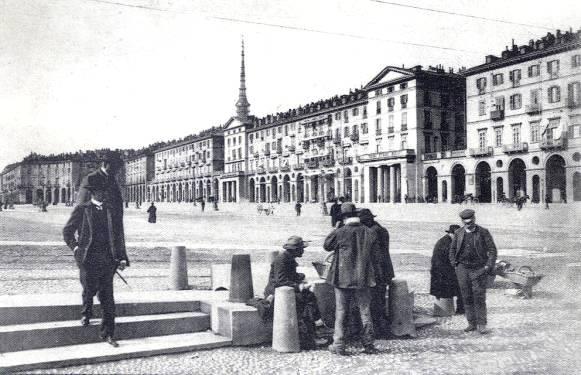 Corsi e vie di Torino, ecco come si chiamavano una volta