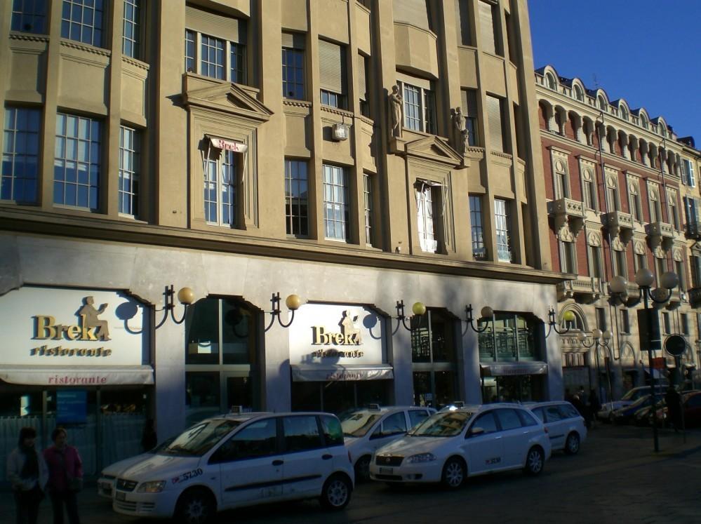 Torino A settembre un nuovo ristorante al posto del Brek di piazza Solferino