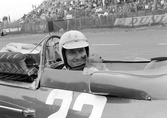 8 giugno 1968: muore Ludovico Scarfiotti, ultimo vincitore del GP d'Italia [Fonte: LAC]