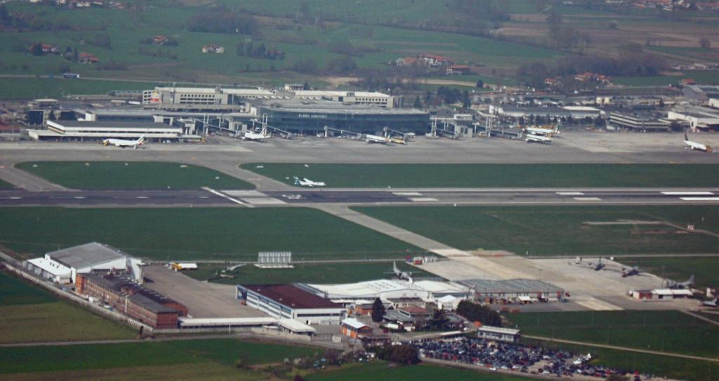 aeroporto di Caselle Torino