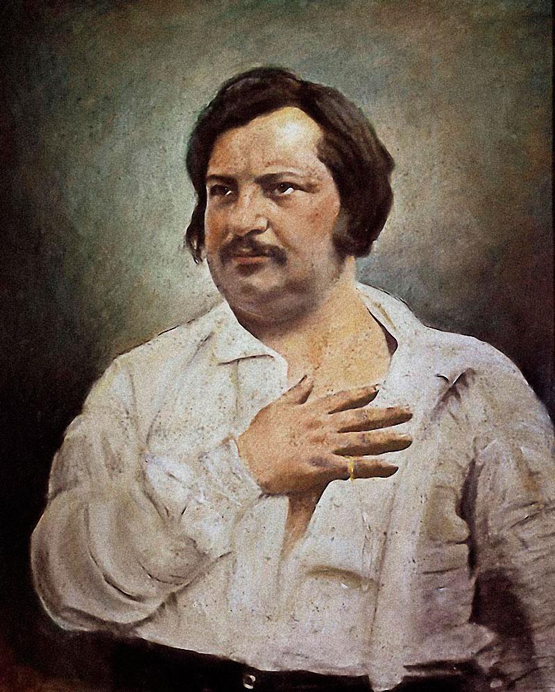 Balzac a Torino