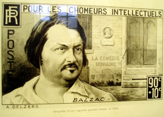 1 Agosto 1836: Balzac arriva a Torino