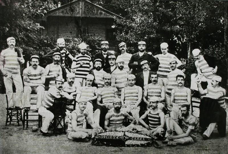 16 Luglio 1865: ecco la prima gara di canottieri