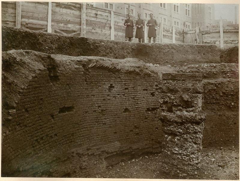 Torino Cisternone, più di 300 anni fa la grande esplosione