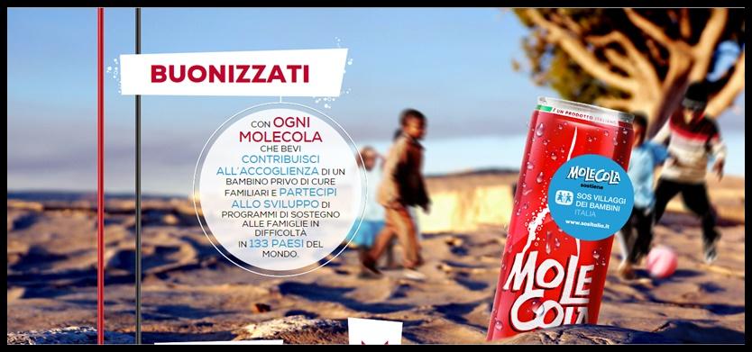 MoleCola, da Torino la cola Made in Italy