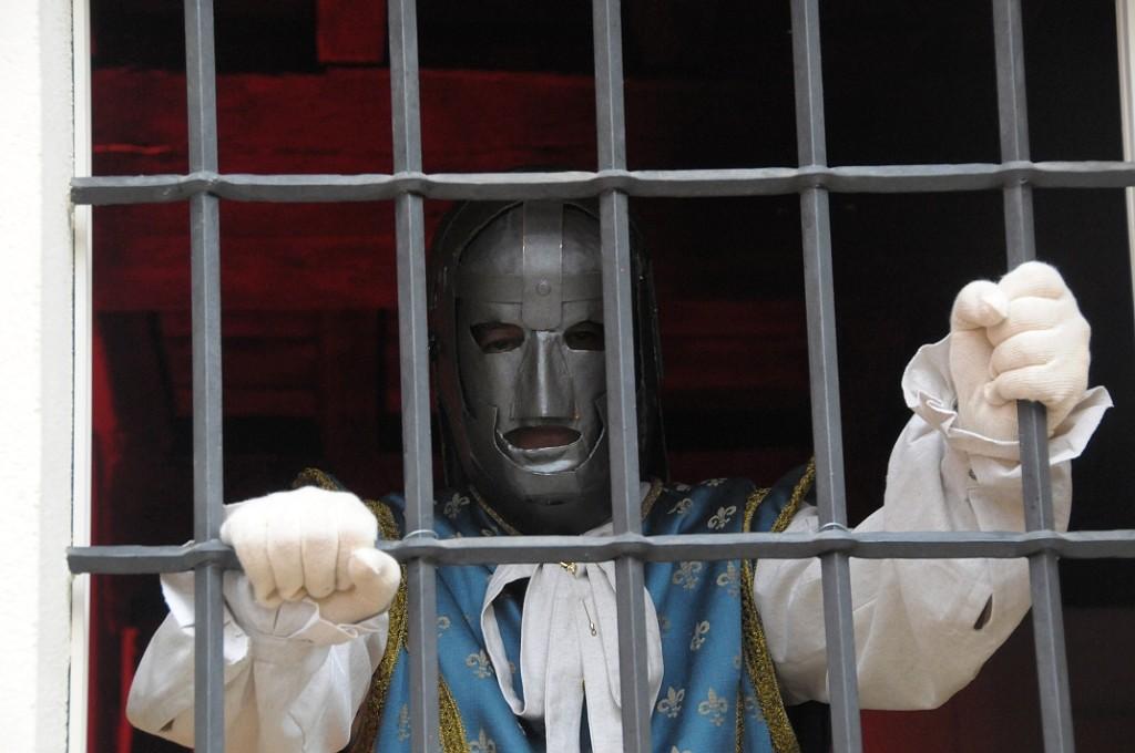 La Maschera di Ferro, una storia anche di Pinerolo Torino