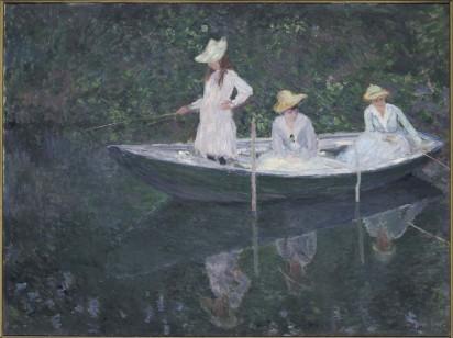 Monet: a Torino la mostra più visitata d'Italia!
