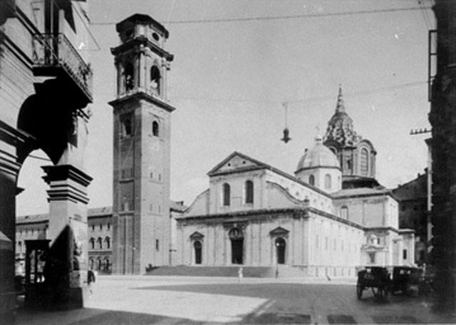 Torino Il delitto di via Porta Palatina
