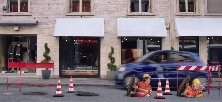 Ciak, Torino ancora regina degli spot pubblicitari