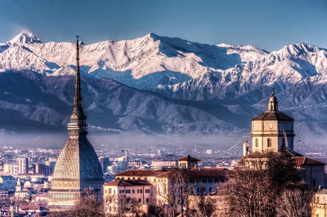 Meteo a Torino: sole e nebbia