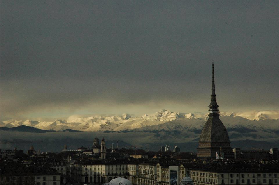 Meteo a Torino: un 2016 da brivido