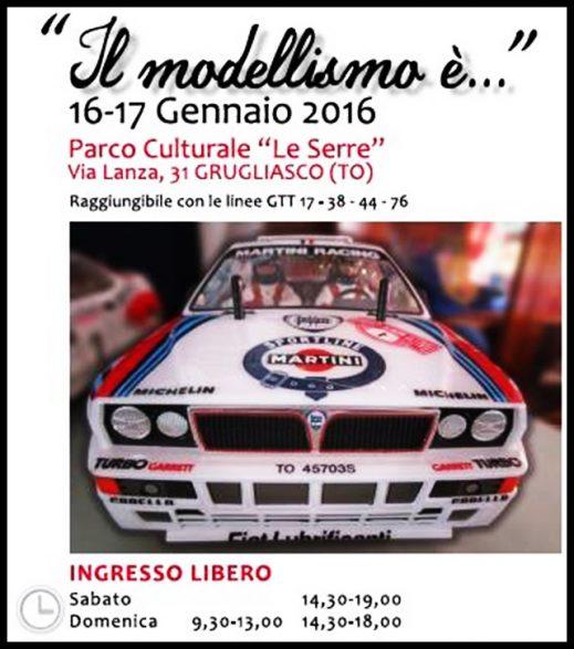 """""""Il Modellismo è"""": sabato e domenica la mostra per gli amanti del genere"""