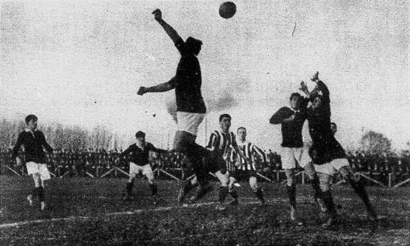 13 gennaio 1907: 110 anni fa il primo derby di Torino