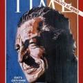 Giovanni Agnelli uomo copertina del Time