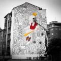 Millo: l'artista stree-tart cresciuto a Torino e consacratosi in Europa