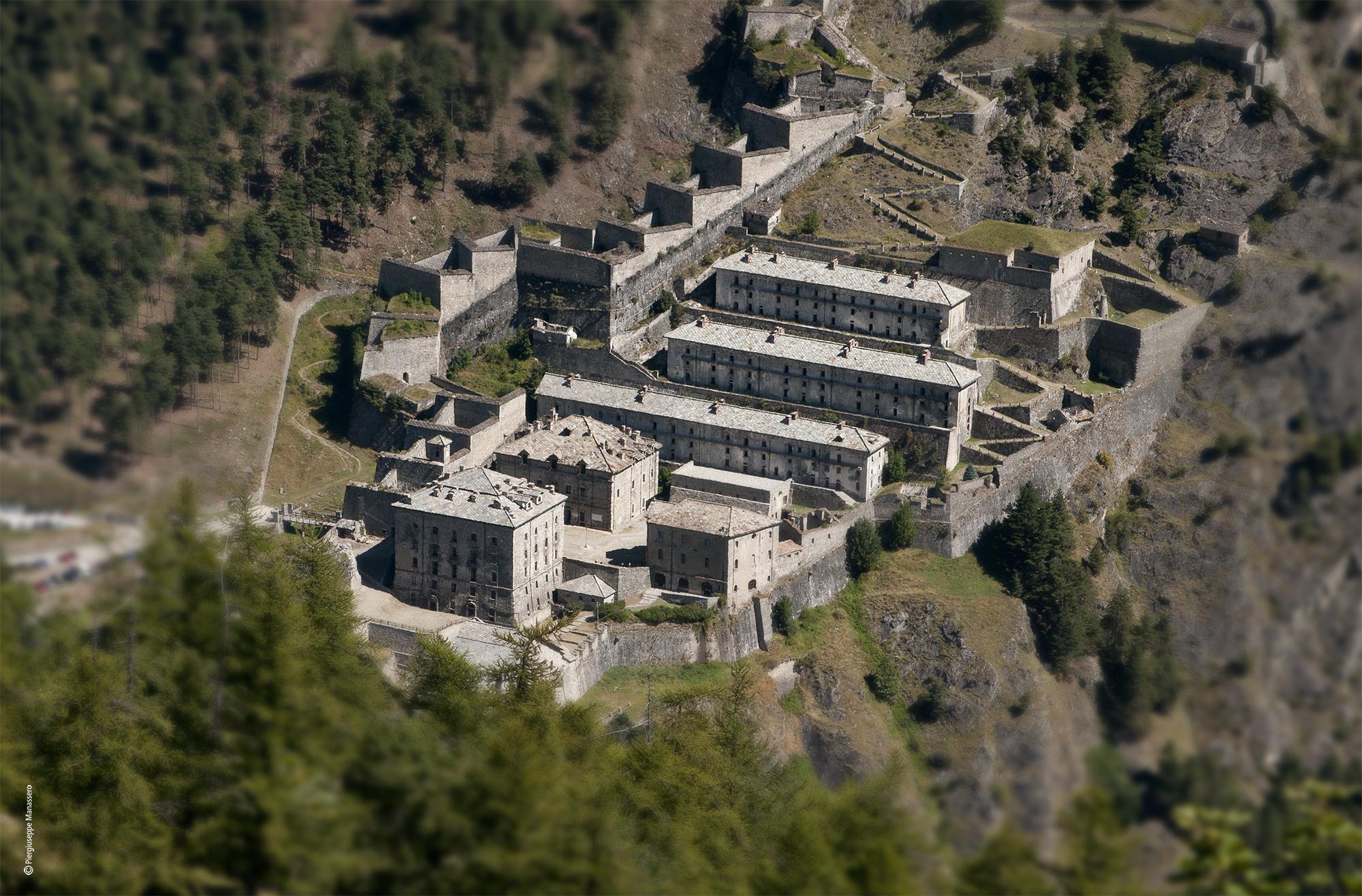 Il Forte di Fenestrelle, l'opera difensiva più grande d'Europa