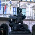 Torino, Amedeo VI di Savoia: chi di verde si veste...