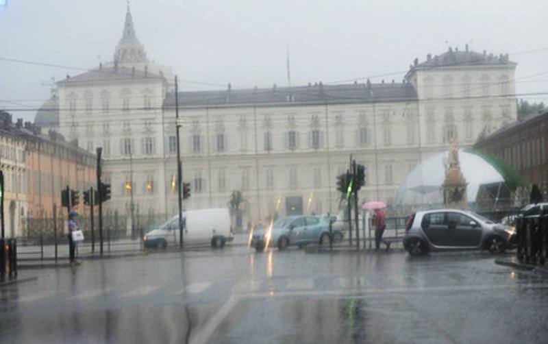 Meteo, torna la nuvolosità su Torino