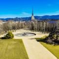 Giardini reali di torino delle Arti