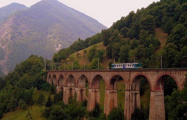 Torino – Cuneo – Nizza: una delle tratte ferroviarie più belle del mondo