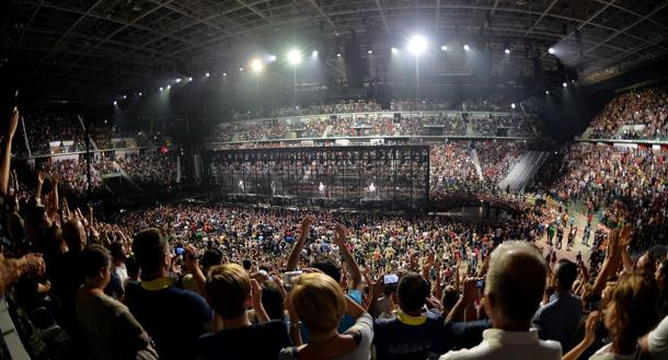 Concerto U2 a Torino [fonte ilsecoloxix.it]
