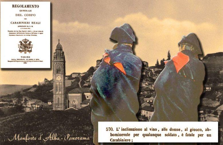 17 aprile 1860: la Corte d'Appello di Torino giudica gli exploit di un carabiniere assatanato