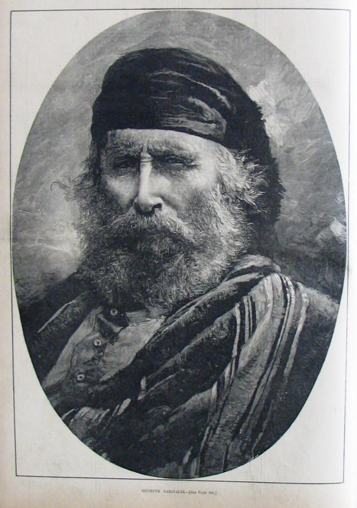 Giuseppe Garibaldi (1808-1882)
