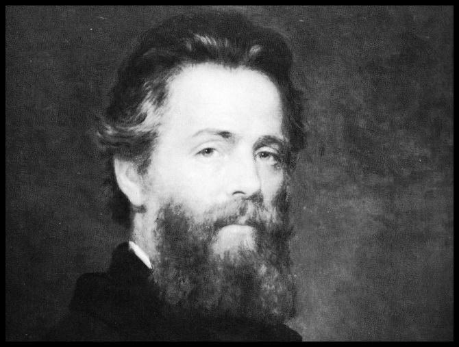 15 aprile 1857: Herman Melville (l'autore di Moby Dick) scopre Torino