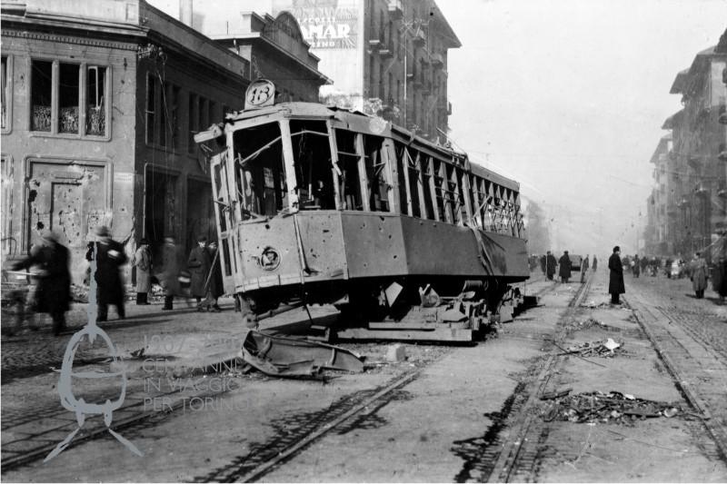 Torino, 5 aprile 1945: l'ultimo bombardamento su Torino