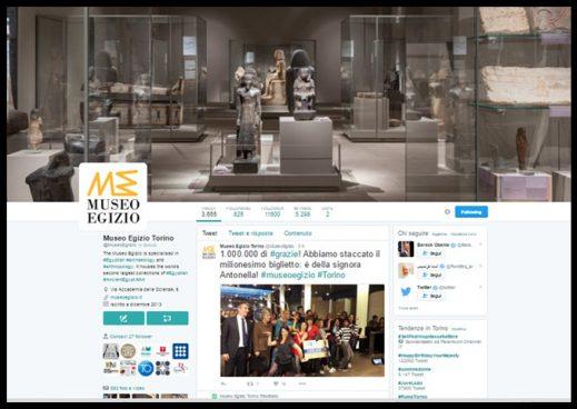 Torino Milionesimo biglietto staccato: congratulazioni Museo Egizio!